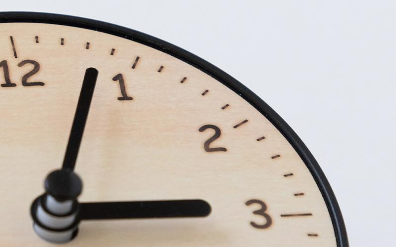 時間を節約できる